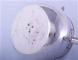 A fine George I Britannia standard silver brandy pan