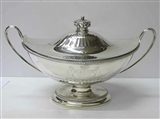 Georgian Silver Soup Tureen