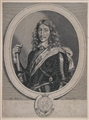 Antique portrait print: Henry Somerset, first Duke of Beaufort