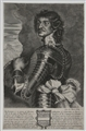 Antique portrait print: Bertram de Ashburnham