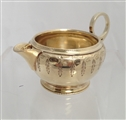 Wonderful Victorian Gilded Electroplate Small Jug Circa 1875