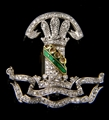 The Leicestershire Yeomanry (Prince Albert's Own) Regimental Brooch