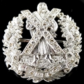 The Queen's Own Cameron Highlanders Regimental Brooch