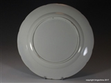 TSAR PRINCE ALEXANDER I BULGARIA Royal Sevres Armorial Porcelain Plate battenberg