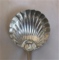 George III Hallmarked Sterling Silver Sauce Ladle 1801