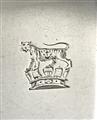 George III Hallmarked Sterling Silver Fiddle Pattern Gravy Spoon 1814