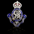 Royal Horse Artillery Brooch