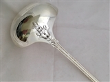 Antique Victorian Silver Plated Paxton Pattern Soup Ladle c.1880