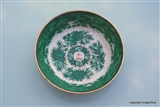 Chinese Armorial Porcelain PLATE SACKVILLE Coat Arms Crest