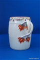 Chinese Armorial Porcelain Mug MADOCK of HARTBURY crest family arms