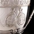 Trinity House silver presentation cup and cover 1795