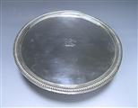 Antique Silver Britannia Standard William III Tazza made in 1699