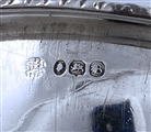 Antique Silver William IV Wine Funnel made in 1837