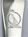 Antique William IV Hallmarked Sterling Silver Old English Pattern Table Fork 1833