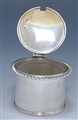 Antique Silver George IV Mustard pot made in 1827