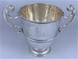Antique Silver George I Irish Cup made in 1717