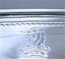 Set of Four George III Antique Silver Salts made in 1793-95