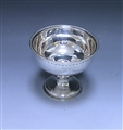 Irish Silver George III Bowl made in 1786