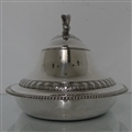 18th Century Antique Pair of George III Britannia Silver Oval Entree Dishes London 1796/7 Robert Sharp