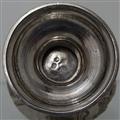 Antique Mid 18th Century George II Sterling Silver Warwick Cruet London 1744 George Hindmarsh
