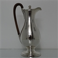 Geo 111 Sterling Silver Wine/Hot Water Jug London 1788 John Scofield