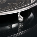 Exceptional Victorian Silver Salver