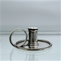 George III Sterling Silver Chamberstick