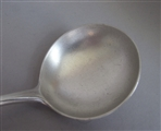 A Rare Pair of George Ii Hanoverian Pattern Sauce Ladles Made in London in 1751 by George Morris