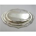 Serving Platter - London 1838 by Robert Garrard