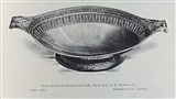 Antique Silver George III Old Sheffield Plate Basket made in c.1785