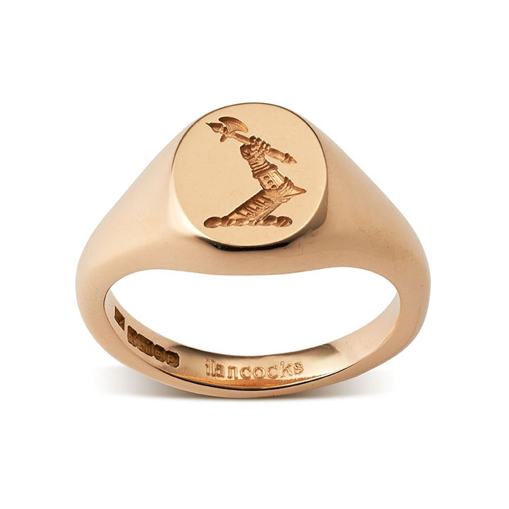 Signet Rings Mens Amp Womens Gold Amp Silver