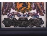 Fine Arts & Crafts armorial enamel framed plaque