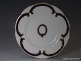 Coalport Armorial Porcelain BUCKINGHAM PALACE Royal Plate Crest Order of the Garter