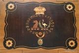 Sorrento Ware Folio BARON MICKLETHWAIT PECKHAM Saved Queen Victoria