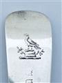 Antique William IV Irish Hallmarked Sterling Silver Fiddle pattern Table Fork 1830