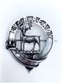 Antique Victorian Scottish Silver Kilt Pin or Brooch c.1870