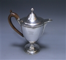 Antique Silver George III Argyle made in 1791
